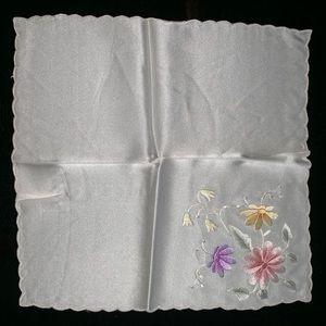 Accessories - Silk handkerchief